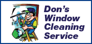 Don's Window Cleaning Service