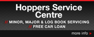 Hoppers Service Centre