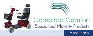 Complete Comfort - Specialised Mobility Products