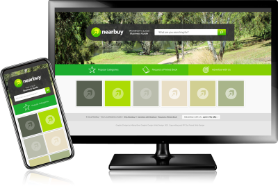 Nearbuy website